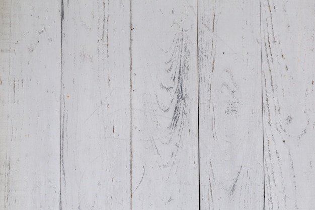 Fond de surface de table en bois blanc.