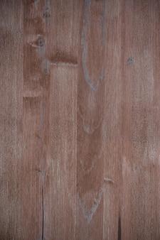 Fond de surface de texture bois brun grunge planche