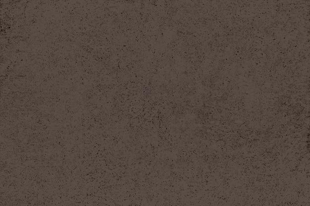 Fond de surface texturée lisse marron