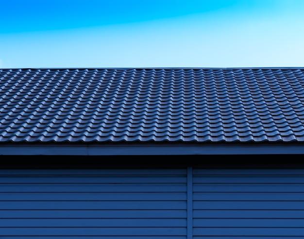 Fond de symétrie de toit