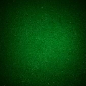 Fond de table de poker vert