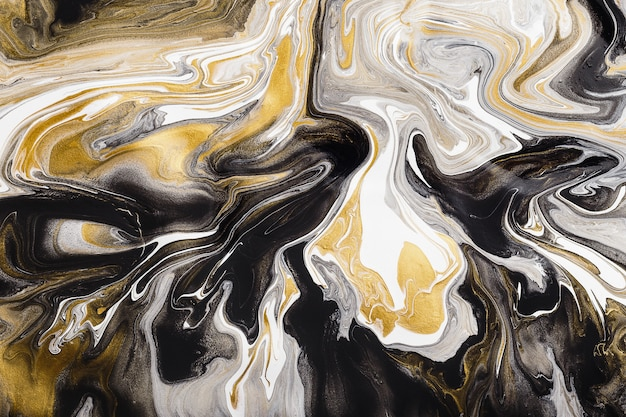 Fond de taches abstraites