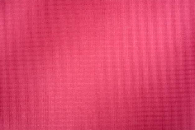 Fond de tapis de gym rouge