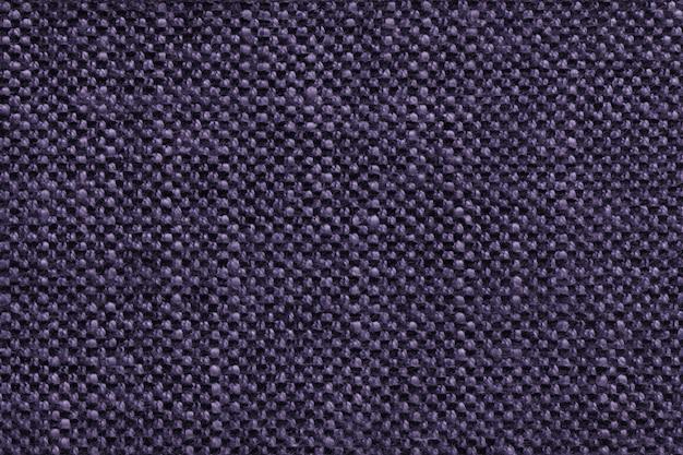 Fond textile en denim avec damier du tissu