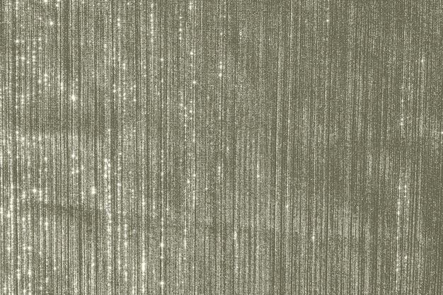 Fond textile métallique