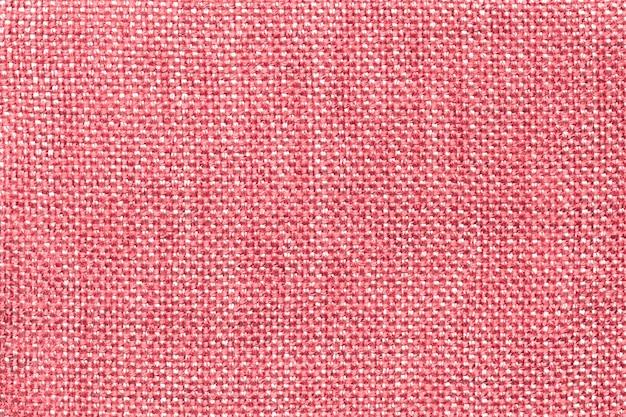 Fond textile rose pâle à damier