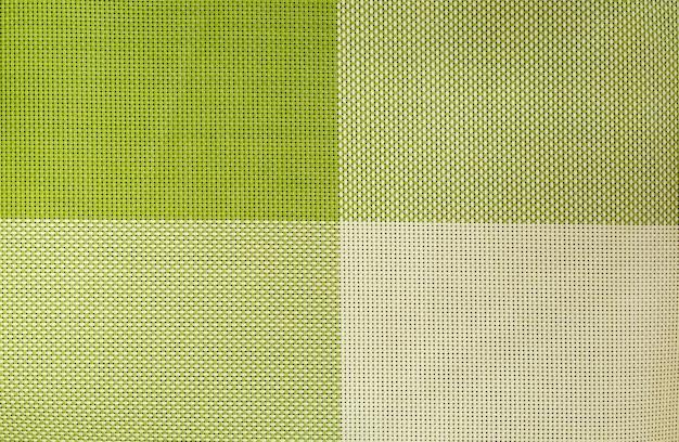 Fond textile vert