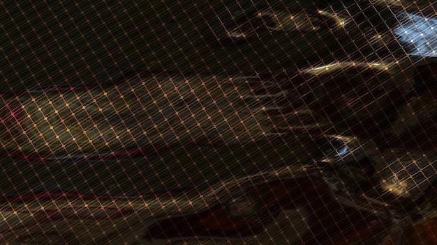 Fond de texture abstrait panneau solaire en cuivre