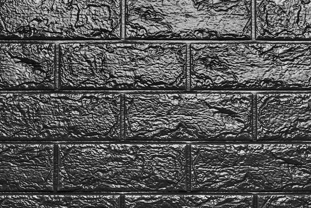 Fond de texture abstraite brique sombre