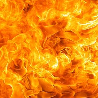 Fond de texture abstraite flamme feu flamme