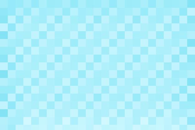 Fond de texture abstraite de mosaïque bleue, toile de fond de modèle de papier peint dégradé