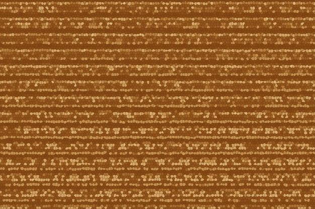 Fond de texture abstraite de mosaïque brune, toile de fond de modèle de papier peint dégradé