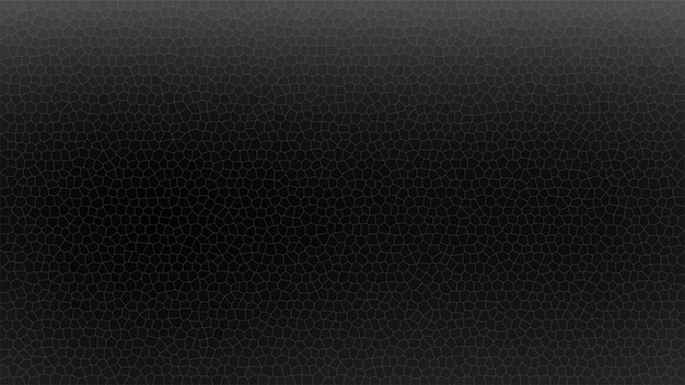 Fond de texture abstraite de mosaïque noire, toile de fond de modèle de papier peint dégradé