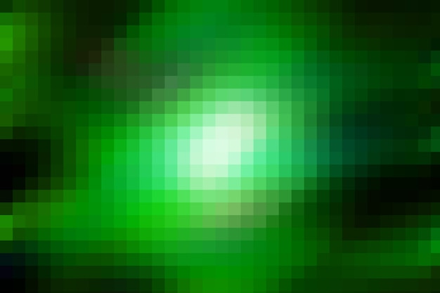 Fond de texture abstraite mosaïque verte, motif de fond de papier peint dégradé
