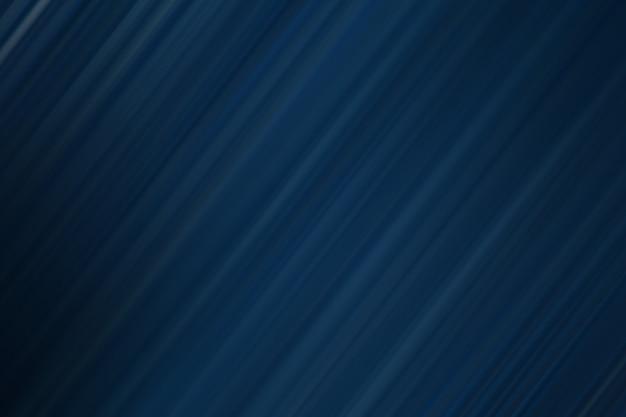 Fond de texture abstraite de mouvement de ligne bleu foncé, toile de fond de modèle de papier peint dégradé