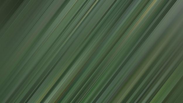 Fond de texture abstraite de mouvement de ligne verte, toile de fond de modèle de papier peint dégradé