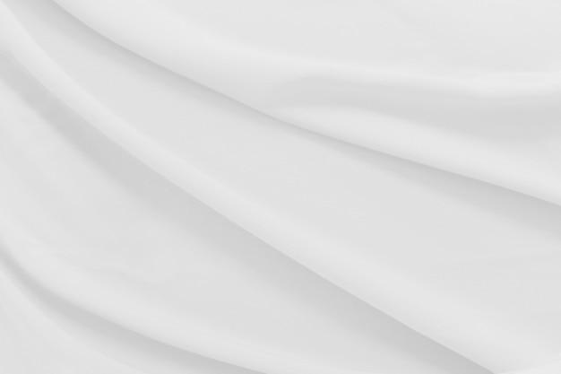 Fond de texture abstraite vague blanche