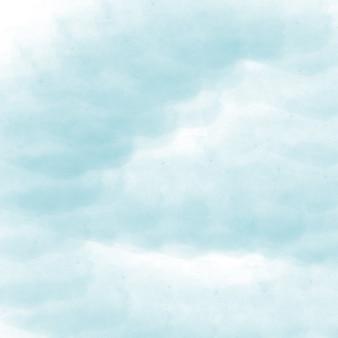 Fond de texture aquarelle abstrait bleu