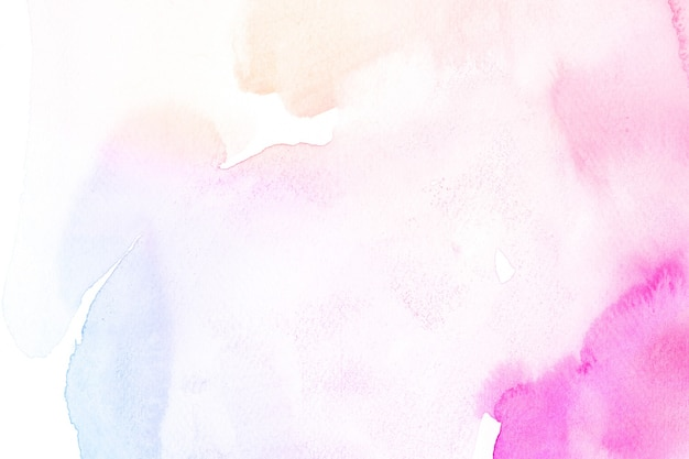 Fond texturé aquarelle coloré