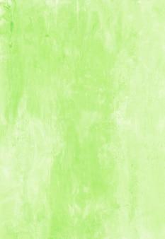 Fond texturé aquarelle menthe verte