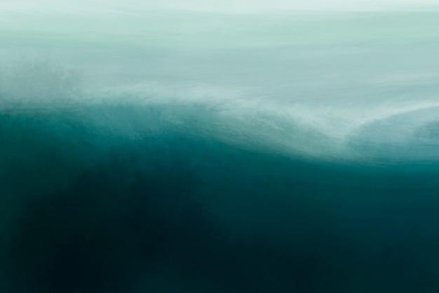 Fond de texture aquarelle océan esthétique