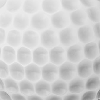 Fond de texture de balle de golf rendu 3d