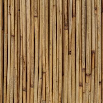 Fond de texture en bambou