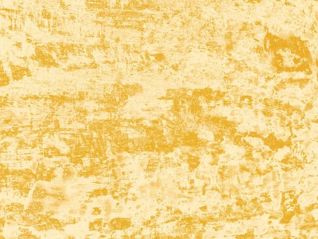 Fond de texture béton abstrait couleur jaune et blanc