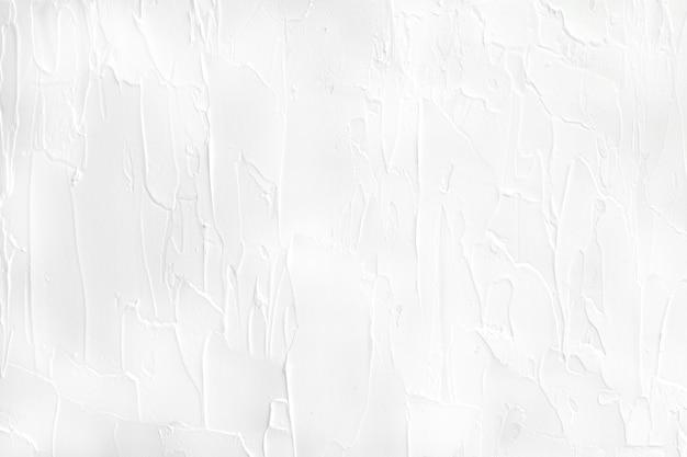Fond texturé en béton blanc uni