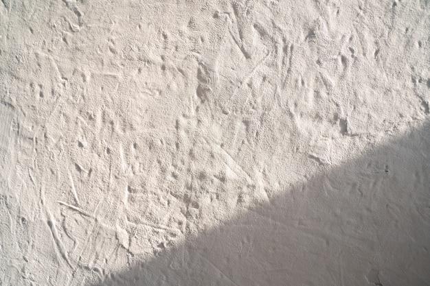 Fond de texture béton blanc