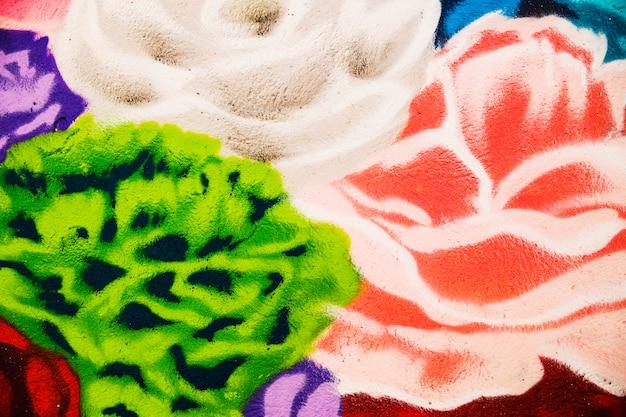 Fond de texture béton coloré