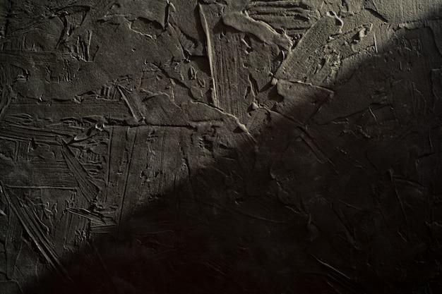 Fond de texture béton noir