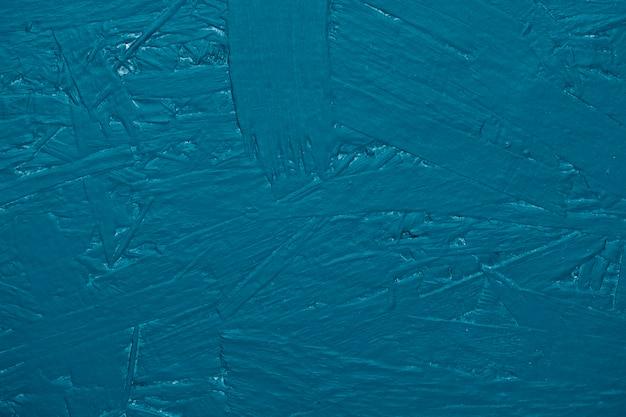 Fond texturé bleu uni