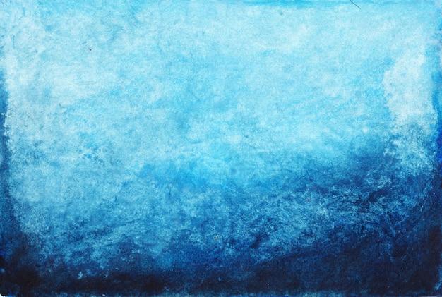 Fond de texture bleue