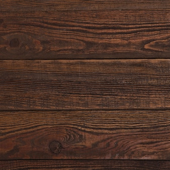 Fond de texture bois brun grunge planche