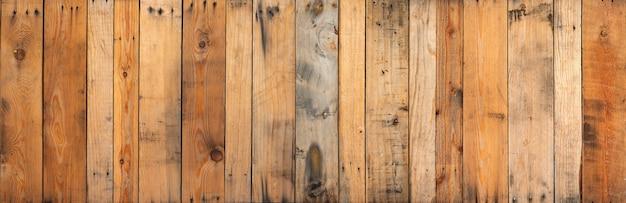Fond de texture bois brun provenant de l'arbre naturel.
