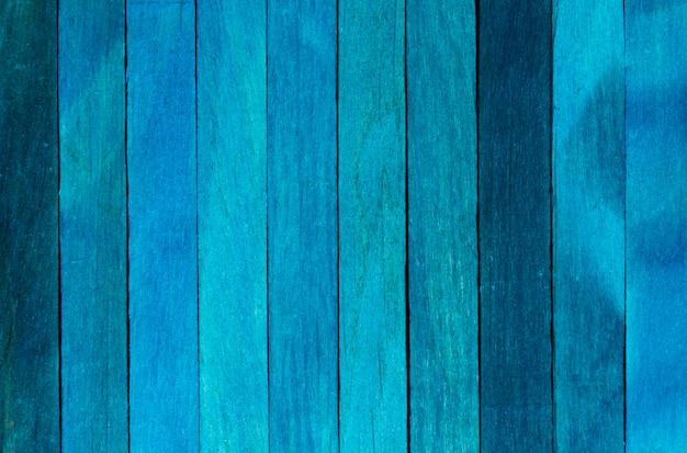 Fond de texture bois couleur bleu