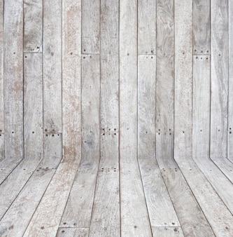 Fond de texture bois gris blanc