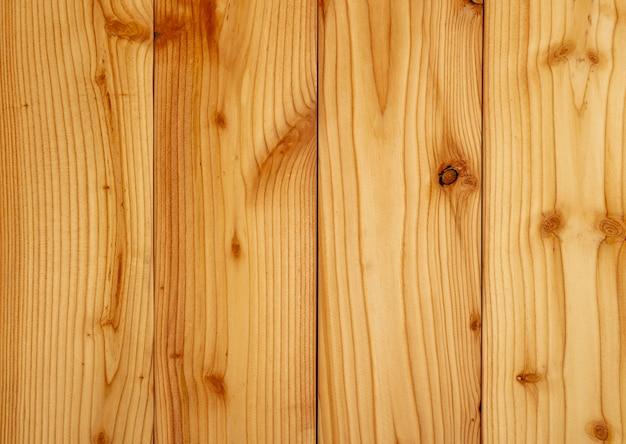 Fond de texture bois jaune gros plan. texture du bois avec motif unique.