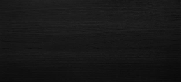 Fond de texture en bois noir avec surface motif abstrait.