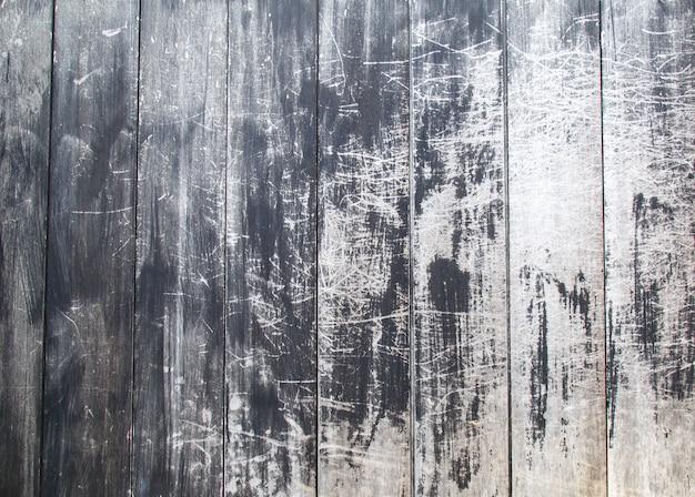 Fond de texture bois noir