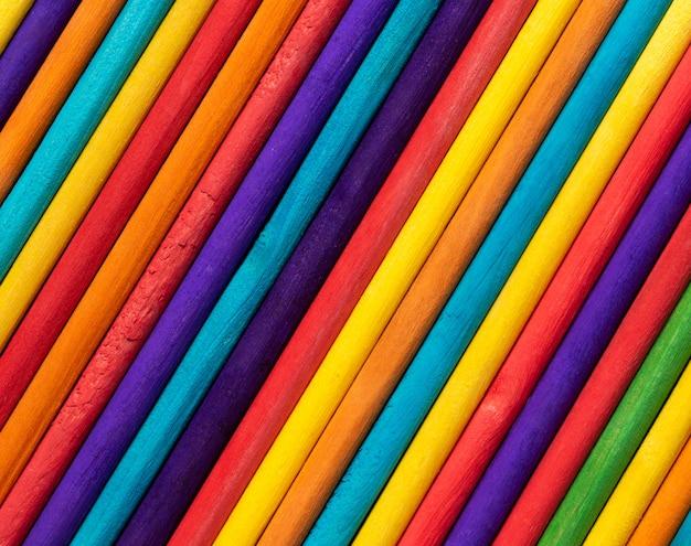 Fond de texture bois pleine couleur