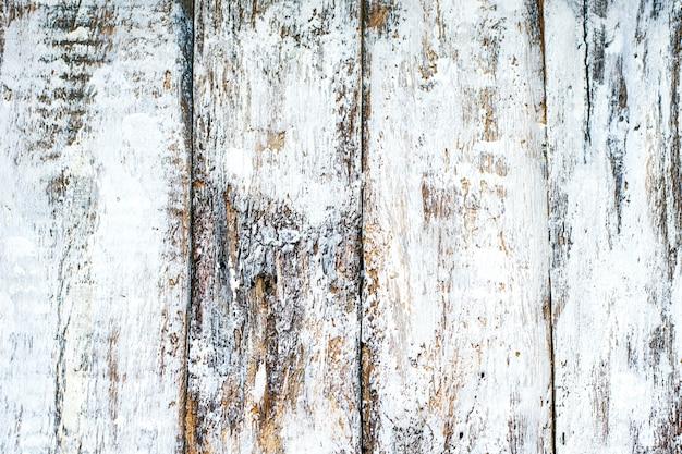 Fond de texture en bois rustique de couleurs naturelles