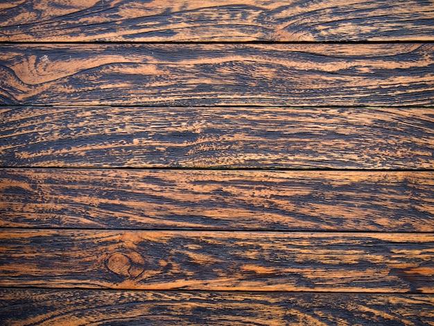 Fond de texture bois vieux brun