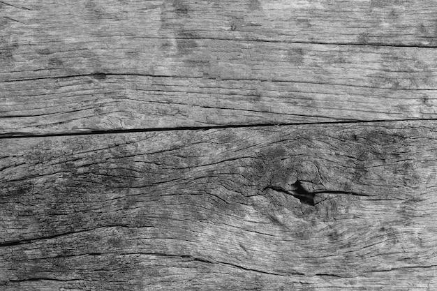Fond de texture bois vieux foncé et gris
