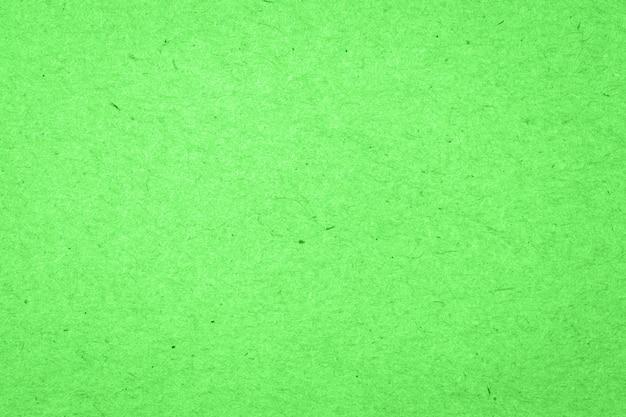 Fond de texture de boîte de papier vert