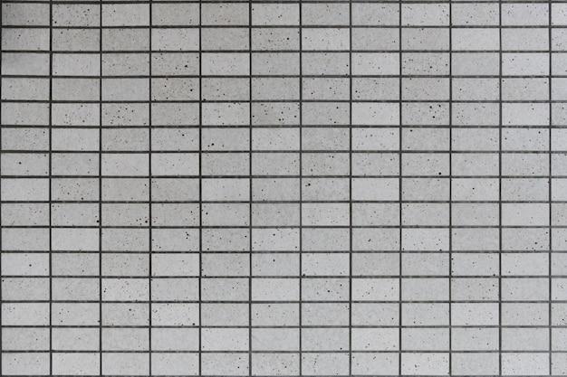 Fond de texture de brique d'argile blanche