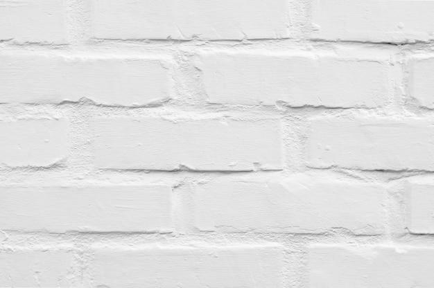 Fond de texture de brique blanche. texture altérée abstraite.