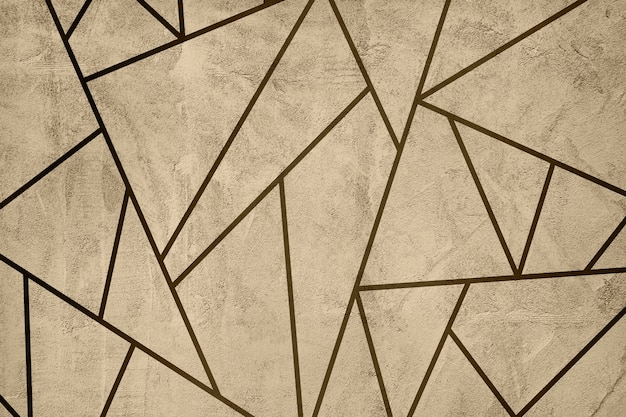 Fond texturé de carreaux de mosaïque jaune pâle