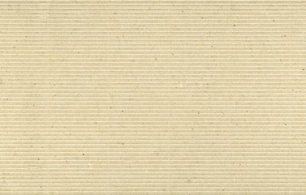 Fond de texture en carton ondulé marron